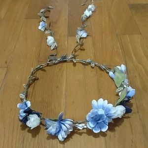 Floral Headpiece from H&M
